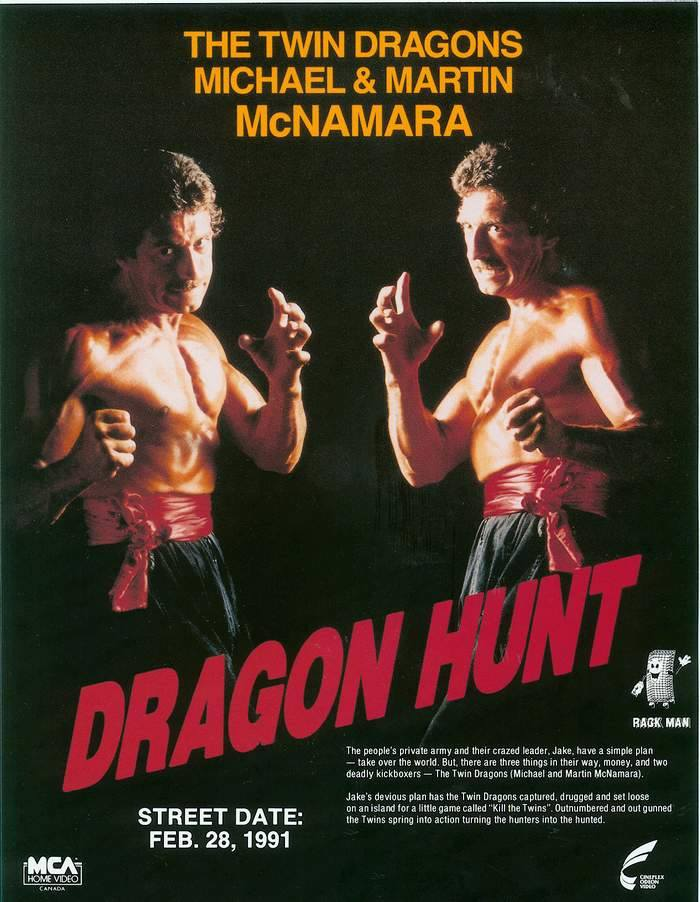 Dragon Hunt - A Laser Blast Film Society Special Presentation