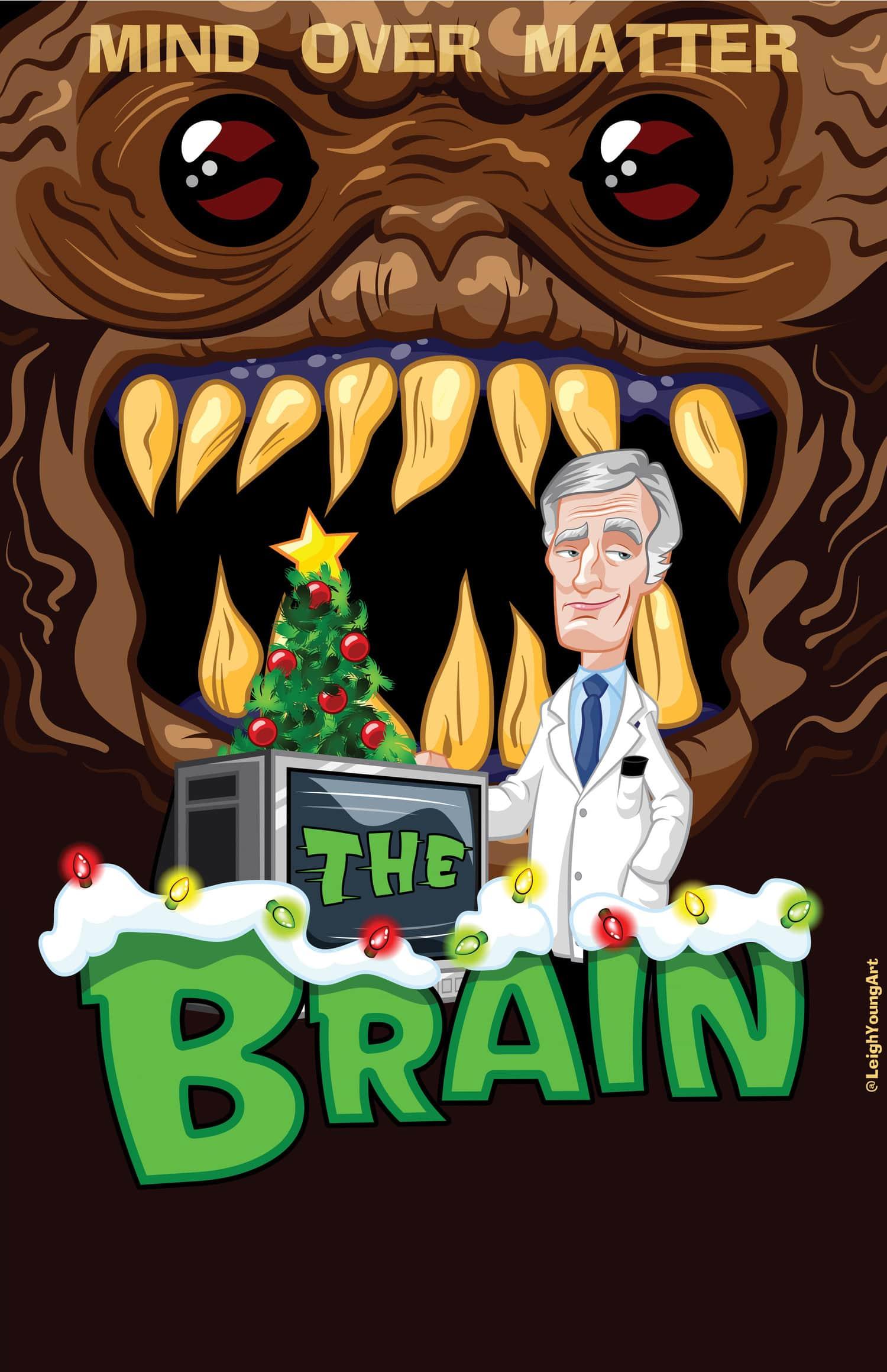 The Laser Blast Film Society Presents: The Brain