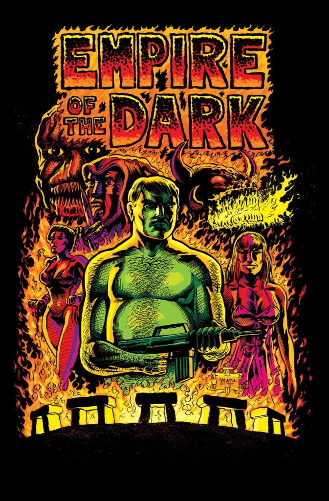 Empire of the Dark - A special presentation from The Laser Blast Film Society