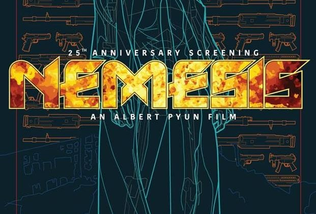 Nemesis 35mm presentation from The Laser Blast Film Society