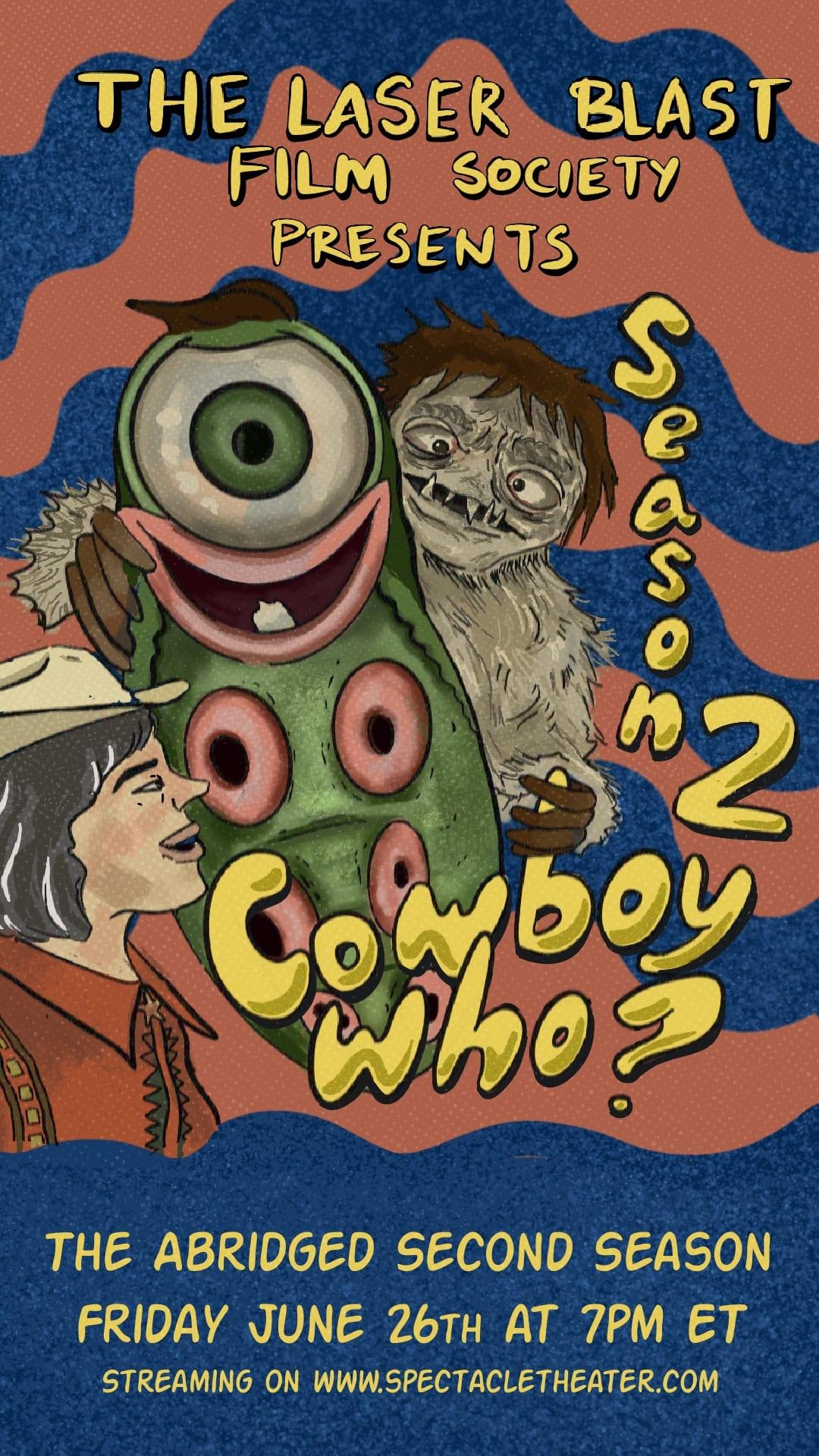 Cowboy Who S2 Poster V2